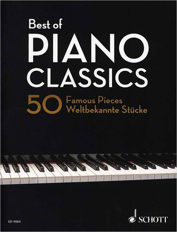 Best of piano classics - 50 bekende pianostukken