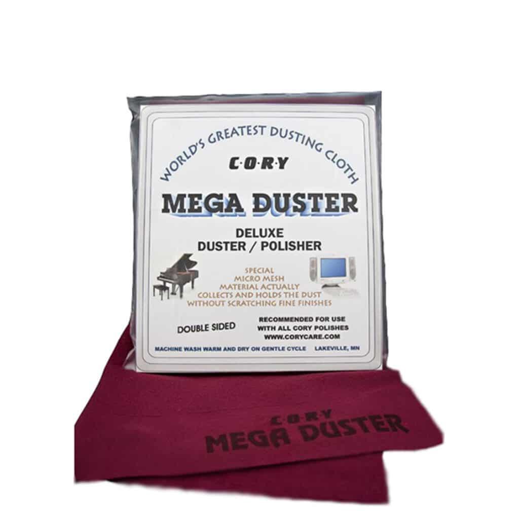 Cory Mega Duster luxe stofdoek piano/vleugel