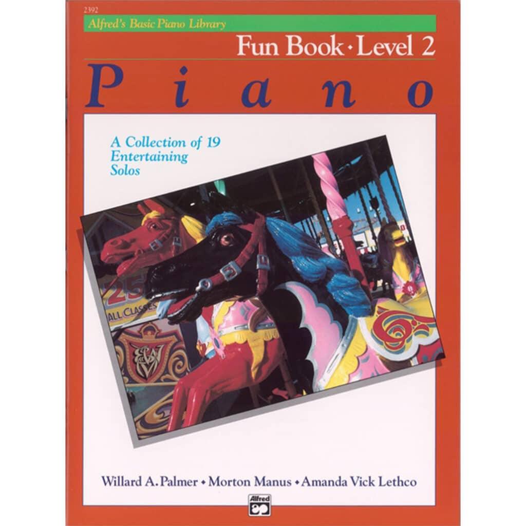 Alfred Basic Piano Library Fun Book 2