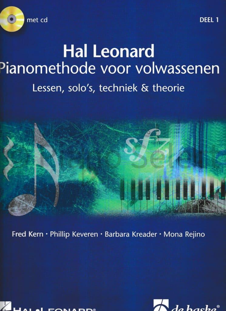 Hal Leonard Pianomethode voor volwassenen deel 1 vb1