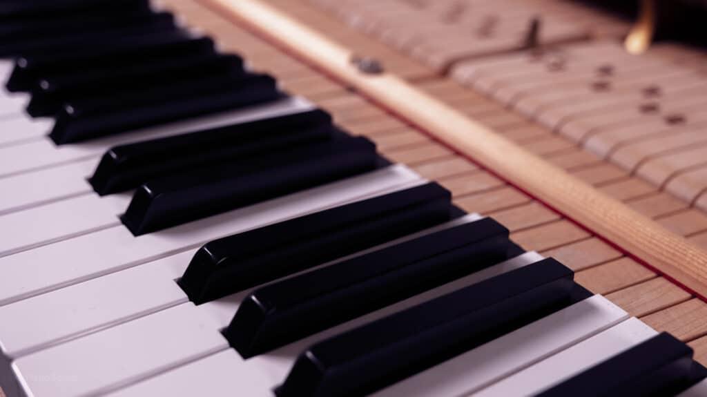Onderhoud piano & vleugel