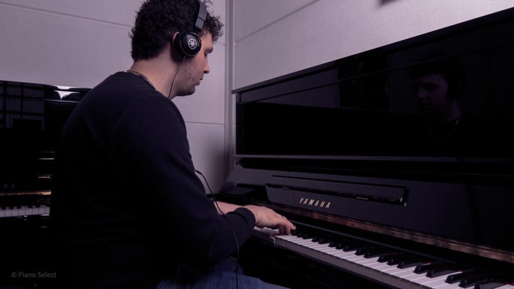 Genio Silent systeem piano