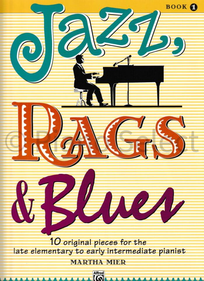 Jazz, Rags & Blues Book 1 vb1