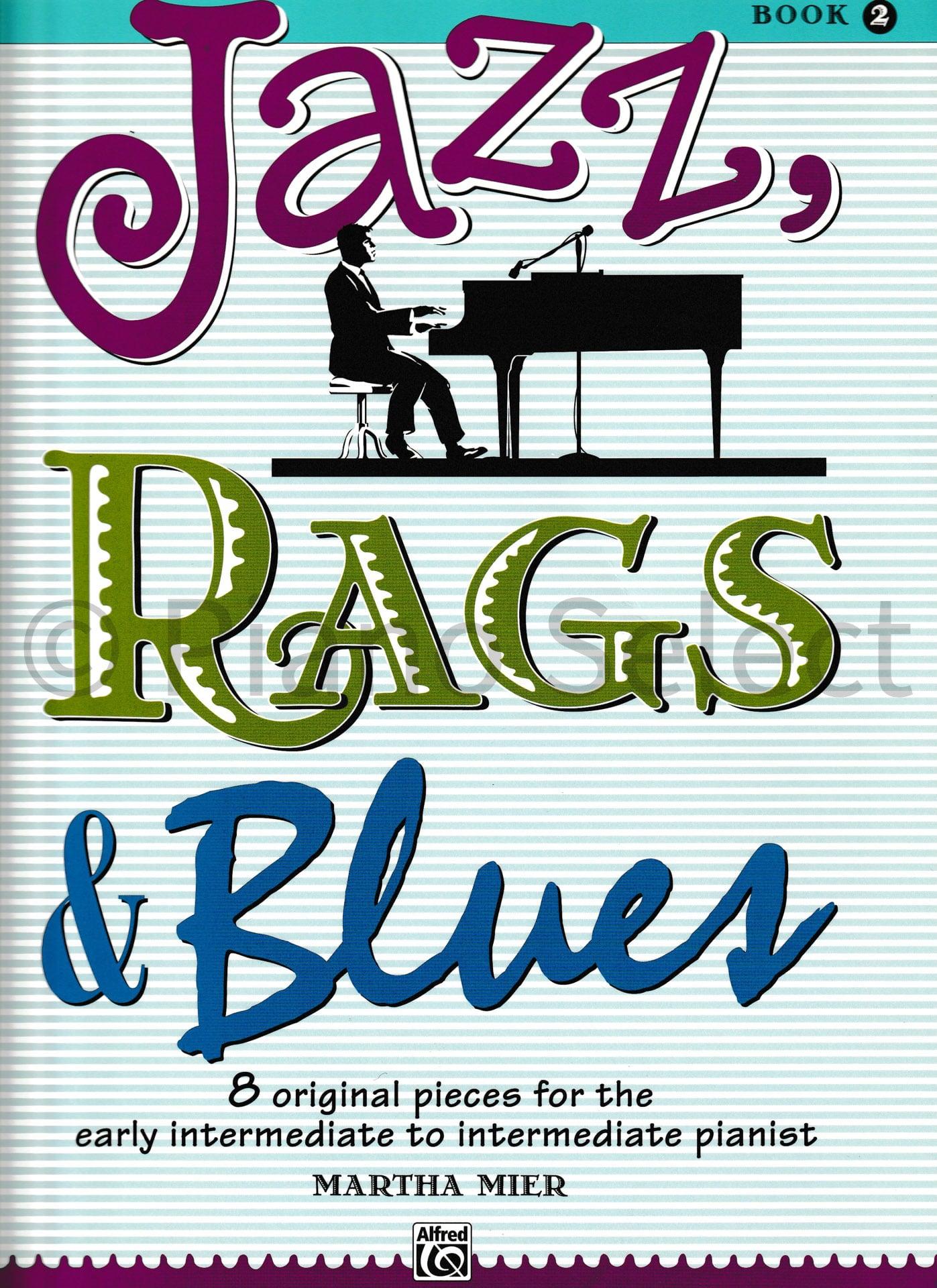 Jazz, Rags & Blues Book 2 vb1