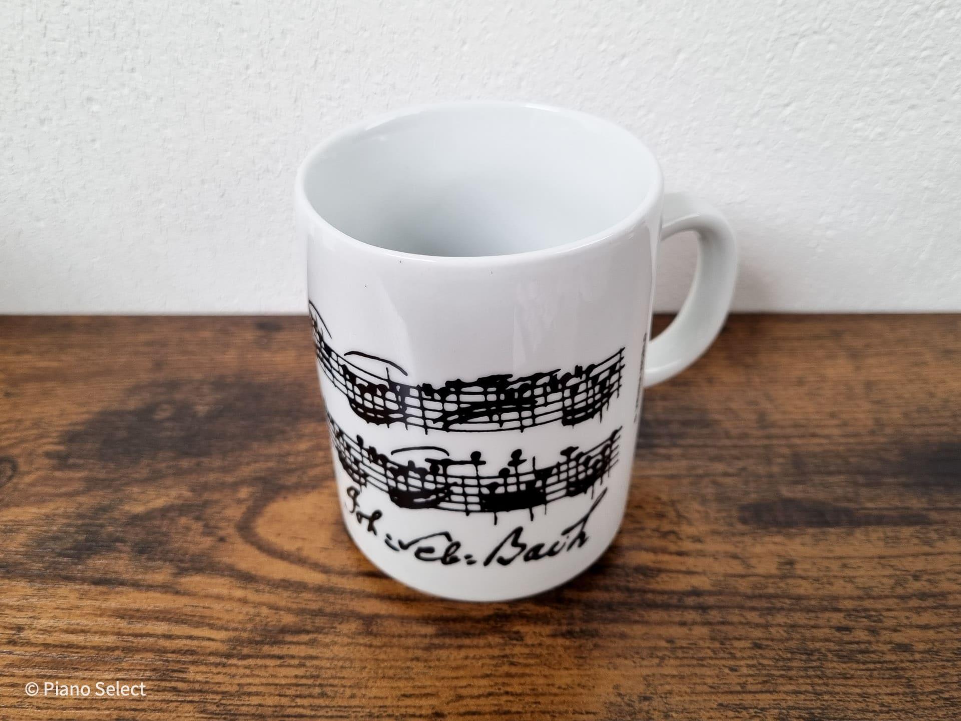 Mok muziek - Bach