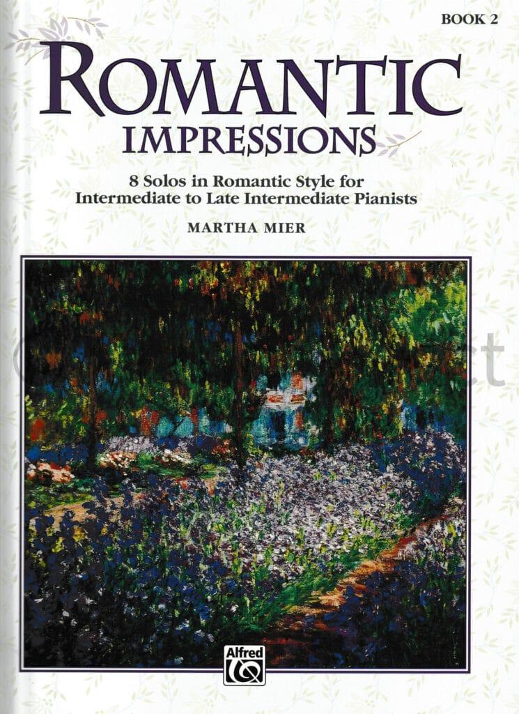 Romantic Impressions Book 2 vb1