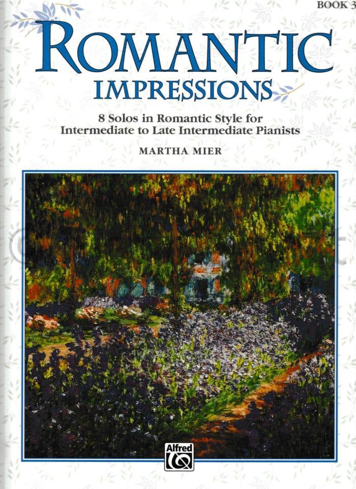 Romantic Impressions Book 3 vb1