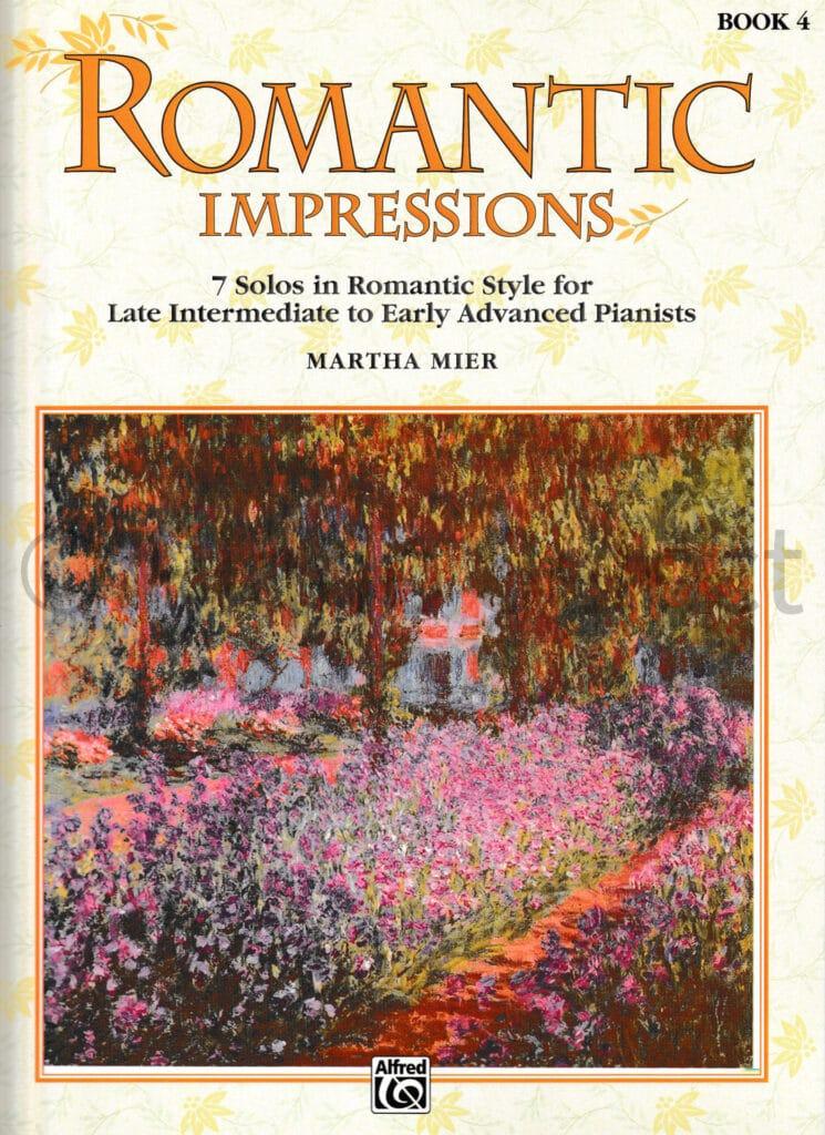 Romantic Impressions Book 4 vb1