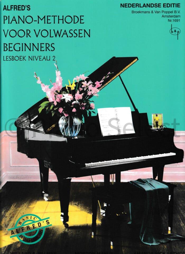 Alfreds Pianomethode voor volwassenen Beginners deel 2 vb1