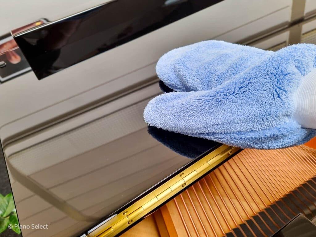 Microvezel Handschoen Piano & Vleugel Cory Dust & Polish Mitt