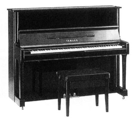 Yamaha U100