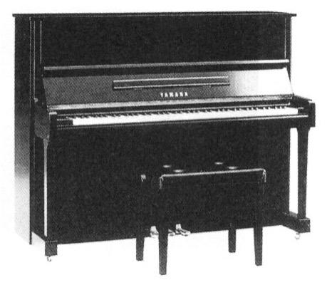 Yamaha U10BL