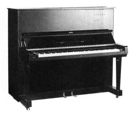 Yamaha U3C